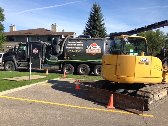 Non-Invasive Sewer Line Replacement